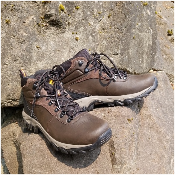 Quick Hiking Boot Review: Columbia Men